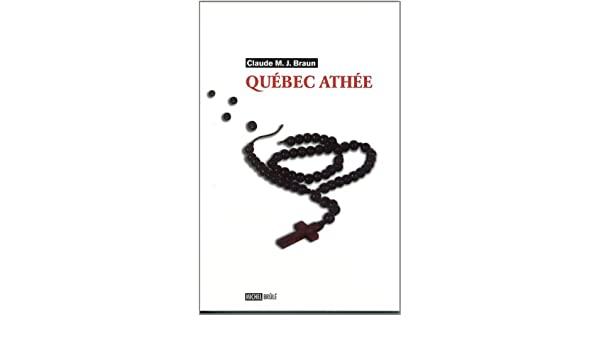 Vidéo du lancement de Québec Athée