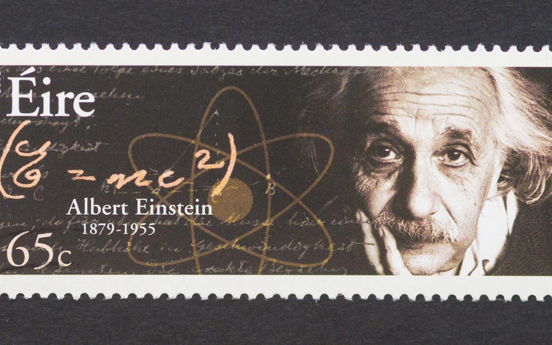Albert Einstein – Science et religion – New York Times magazine 9 novembre 1930