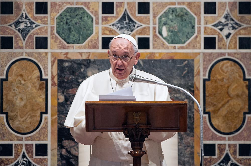 Le pape François, les Jésuites et la lutte contre l'athéisme