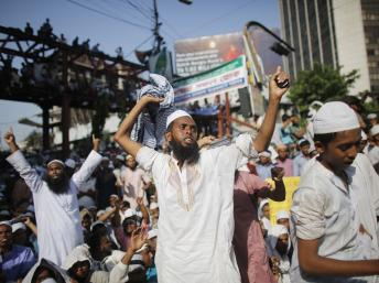 Islamistes_BANGLADESH