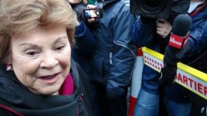 La vedette de la Marche: Janette Bertrand
