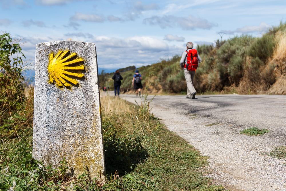 Histoire d'une marche de 800 km, en couple, sur le Chemin de Compostelle