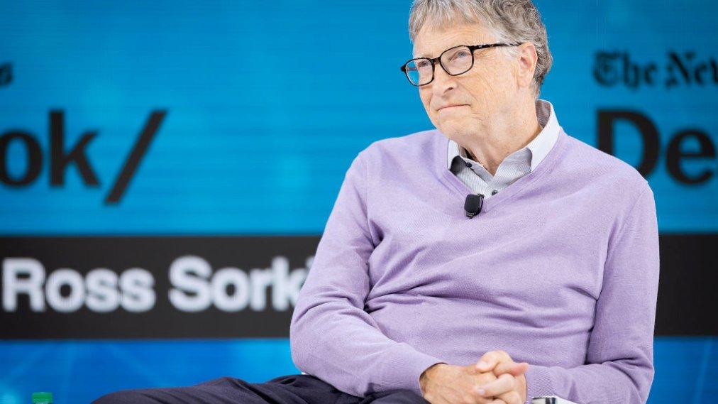 Un appel à Bill Gates