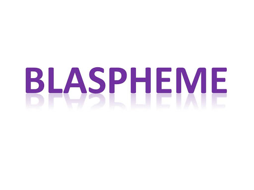Critique de la loi fédérale C296 sur le blasphème