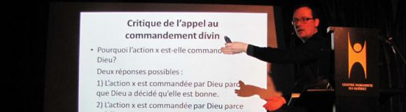 François Doyon, Philosophie, raison et traitement préférentiel de la religion