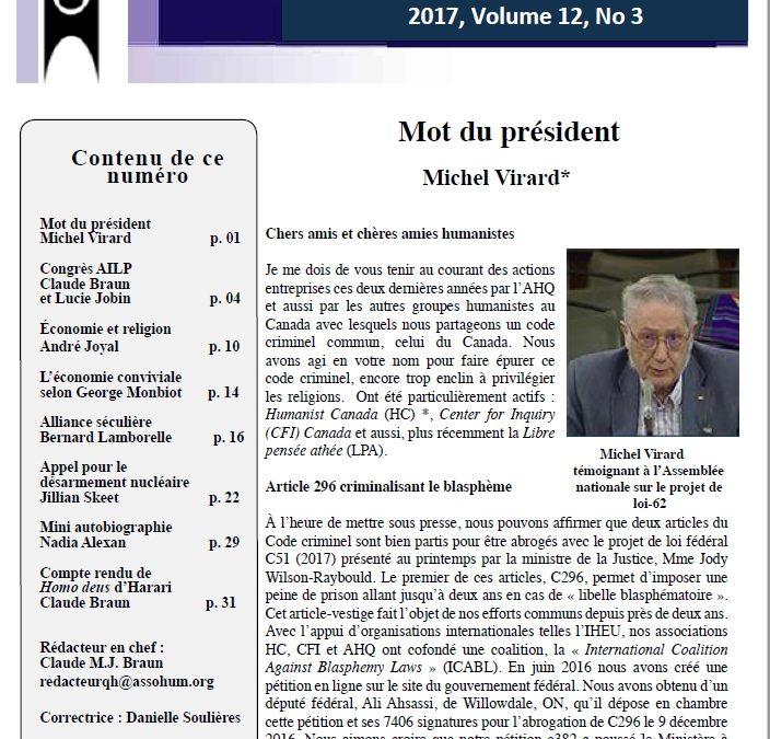 L'économie politique « convivialiste » telle que proposée par George Monbiot