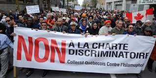 Commentaire sur l'émission CPAC – Québec: La charte de la discorde
