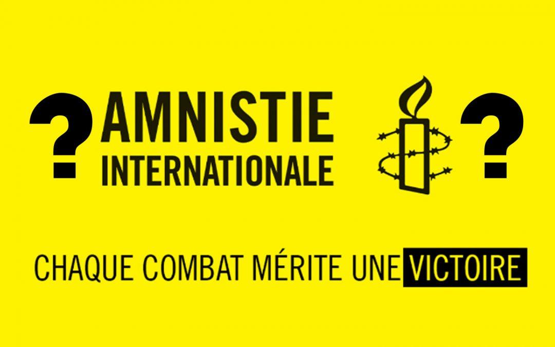 Écrire ça libère, réponse de Daniel Baril à l'article du Devoir « Amnistie internationale contre la loi 21 »