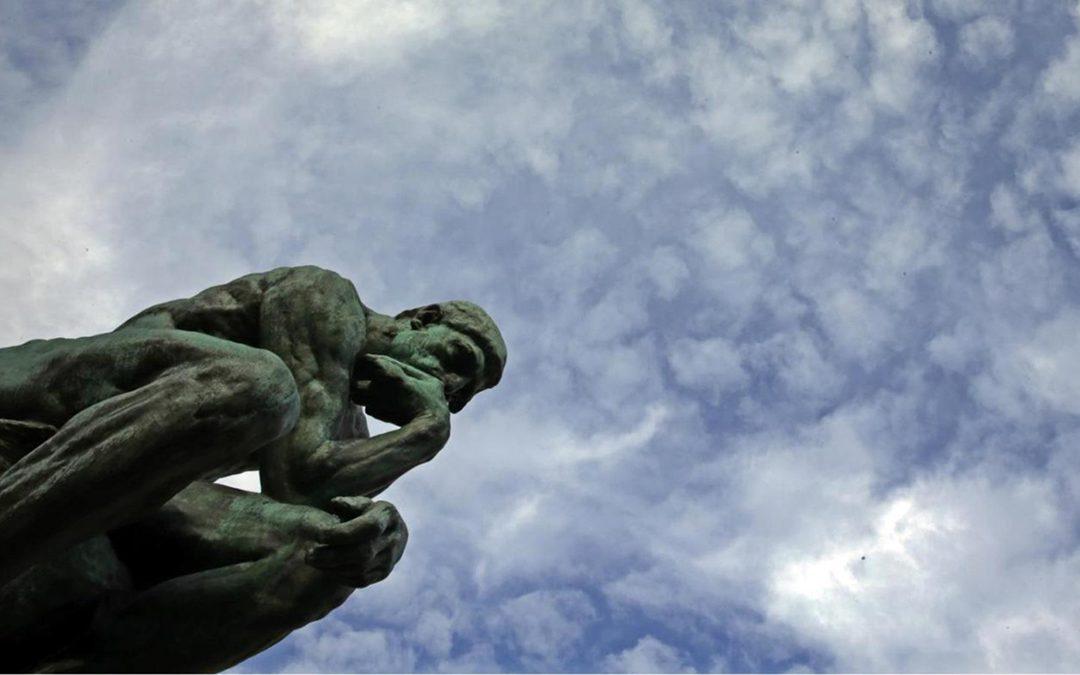 Comme le sport est nécessaire à la santé physique, la philosophie est nécessaire à la santé mentale.